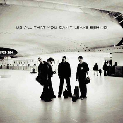 Okładka U2 - All That You Can't Leave Behind