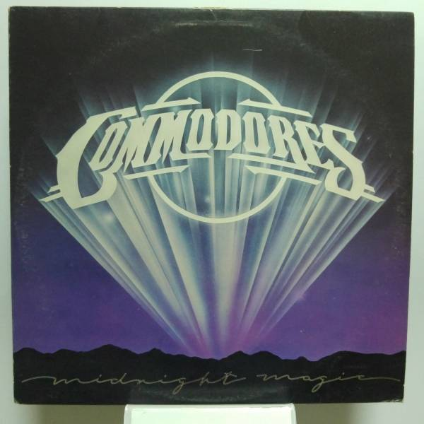 Okładka Commodores - Commodores (LP)