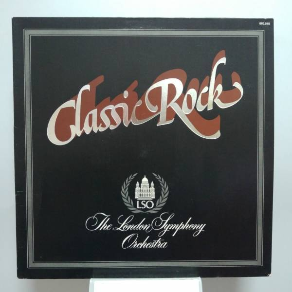 Okładka The London Symphony Orchestra - Classic Rock (LP)