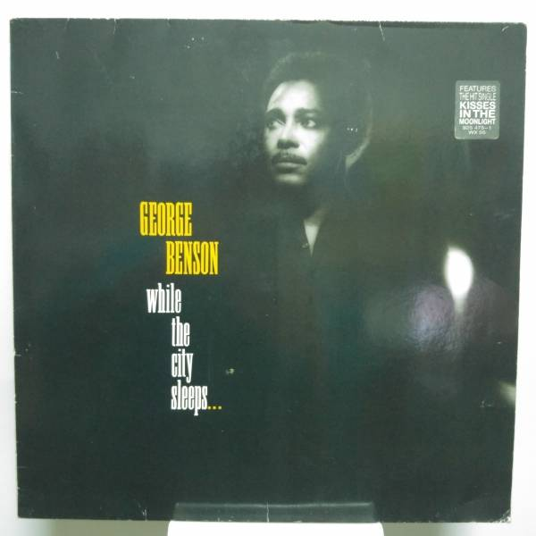 Okładka George Benson - While The City Sleeps... (LP)