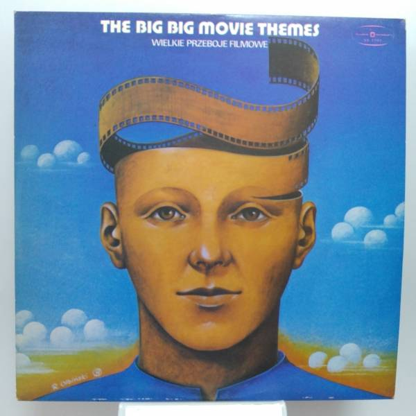 Okładka Geoff Love, His Orchestra & Singers - The Big Big Movie Themes (LP)