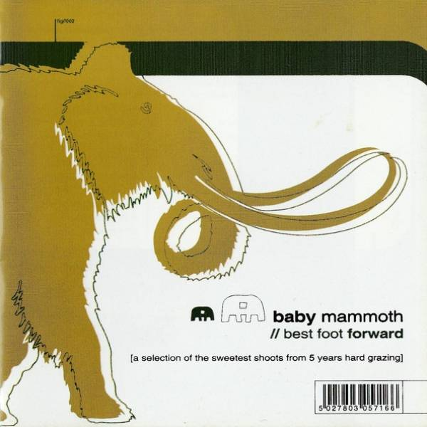 Okładka Baby Mammoth - Best Foot Forward