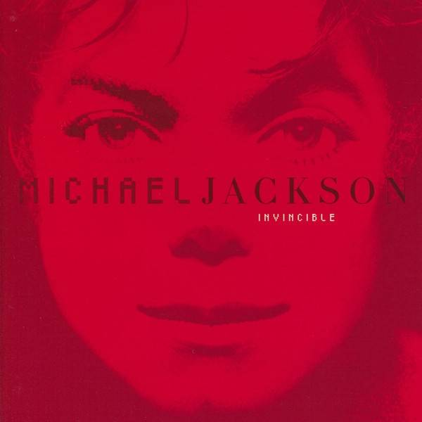 Okładka Michael Jackson - Invincible