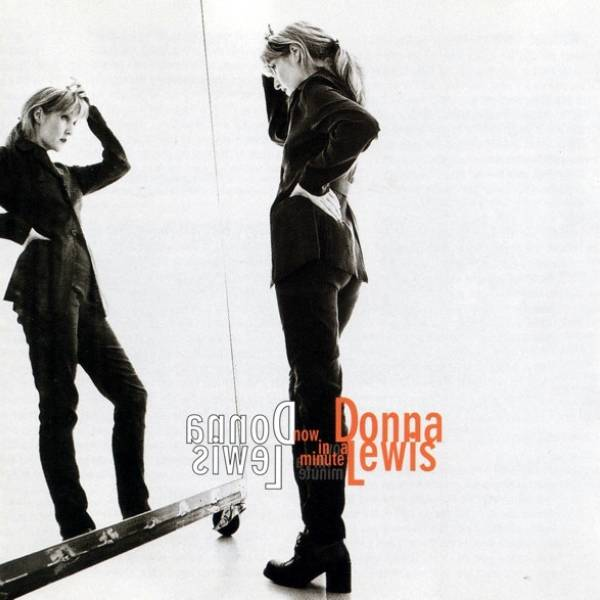 Okładka Donna Lewis - Now In A Minute