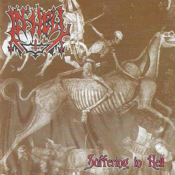 Okładka In Hell - Suffering In Hell