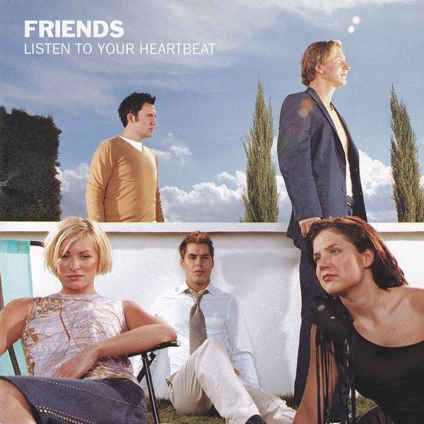 Okładka *Friends - Listen To Your Heartbeat